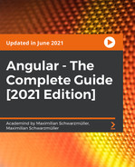 Angular 8 - The Complete Guide