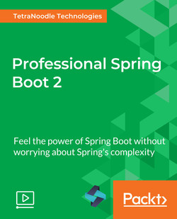 Professional Spring Boot 2