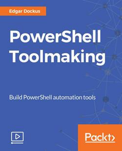 PowerShell Toolmaking