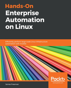 Hands-On Enterprise Automation on Linux