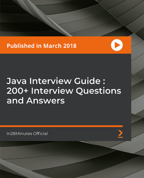 Java Interview Guide : 200+ Interview Questions and Answers