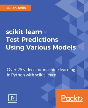 scikit-learn –Test Predictions Using Various Models