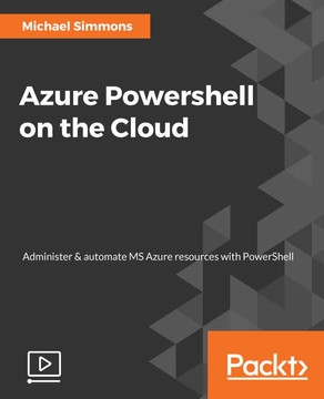 Azure PowerShell on the Cloud