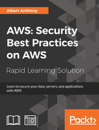 Cover of AWS: Security Best Practices on AWS
