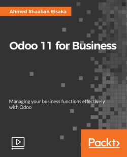 Odoo 11 for Business