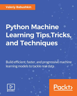 Python Machine Learning Tips, Tricks, and Techniques