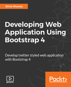 Developing Web Application Using Bootstrap 4