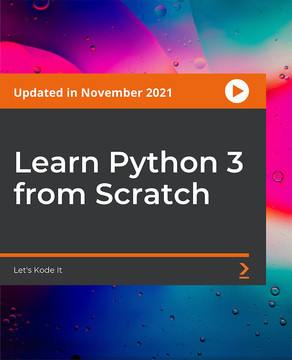 Learn Python 3 from Scratch