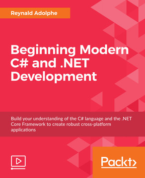 Beginning Modern C# and .NET Development