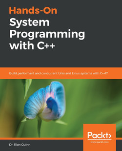 Hands-On System Programming with C++