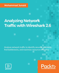 Analyzing Network Traffic with Wireshark 2.6