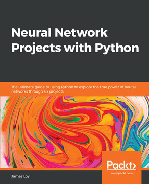 Neural Network Projects with Python [Book]