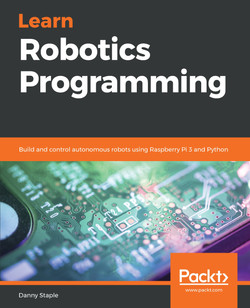 Learn Robotics Programming