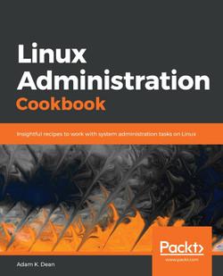 Linux Administration Cookbook