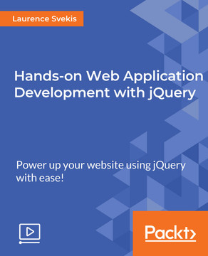 Hands-on Web Application Development with jQuery