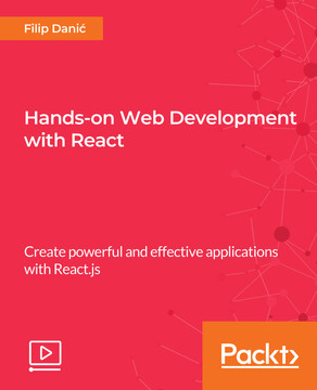 Hands-on Web Development with React