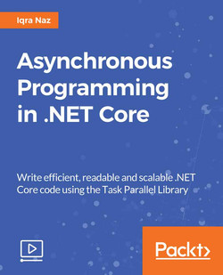 Asynchronous Programming in .NET Core