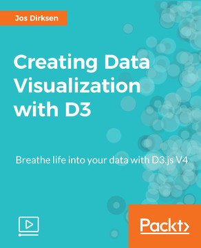 Creating Data Visualization with D3 [Video]