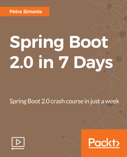 Spring Boot 2.0 in 7 Days