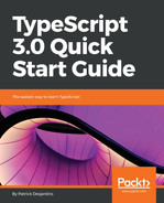 Cover of TypeScript 3.0 Quick Start Guide