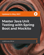 Master Java Unit Testing with Spring Boot and Mockito