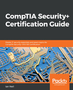 Cover of CompTIA Security+ Certification Guide