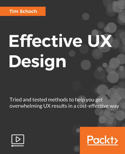 Effective UX Design