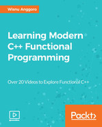 Cover of Learning Modern C++ Functional Programming