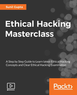 Ethical Hacking Masterclass