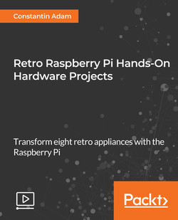 Retro Raspberry Pi Hands-On Hardware Projects