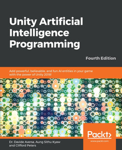 Unity Artificial Intelligence Programming - Fourth Edition