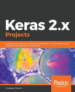 Keras 2 x Projects [Book]