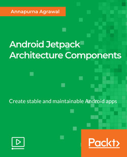 Android Jetpack Architecture Components