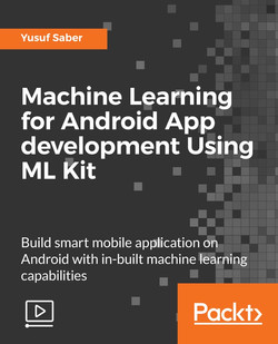 Machine Learning for Android App development Using ML Kit