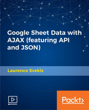 Google Sheet Data with AJAX (featuring API and JSON)