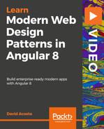 Modern Web Design Patterns in Angular 8