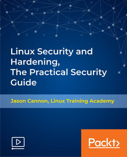 Linux Security and Hardening, The Practical Security Guide