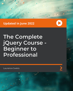 The Complete jQuery Course - Beginner to Professional