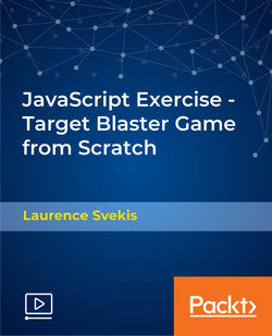 A JavaScript Exercise - Target Blaster Game from Scratch
