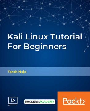 Kali Linux Tutorial For Beginners