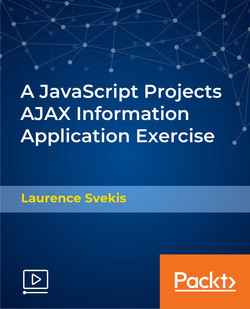 A JavaScript Projects AJAX Information Application Exercise