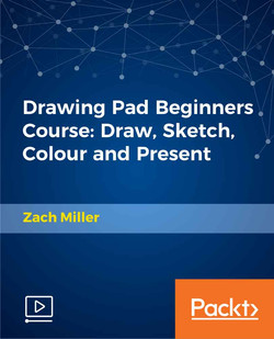 Drawing Pad Beginners Course: Draw, Sketch, Colour and Present