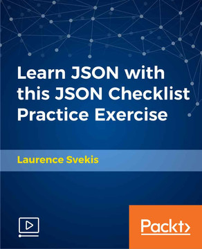 Learn JSON with this JSON Checklist Practice Exercise