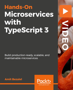 Hands-On Microservices with TypeScript 3