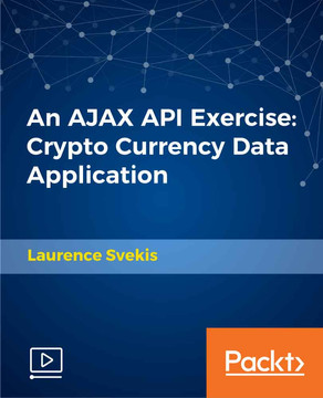 AJAX API Exercise Crypto Currency Data Application