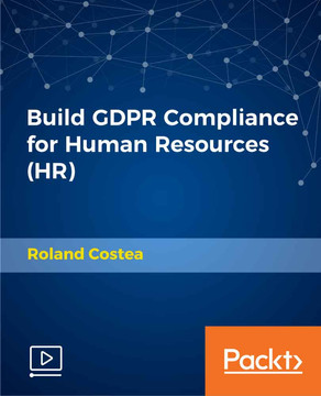 Build GDPR Compliance for Human Resources (HR)
