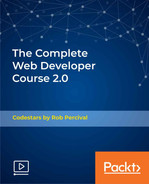Cover of The Complete Web Developer Course 2.0