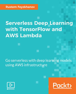 Serverless Deep Learning with TensorFlow and AWS Lambda