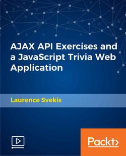 AJAX API Exercises and a JavaScript Trivia Web Application