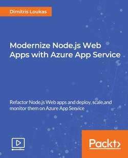 Modernize Node.js Web Apps with Azure App Service